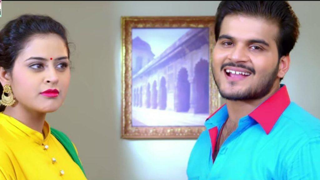 अरविंद अकेला (कल्लू) और यामिनी सिंह