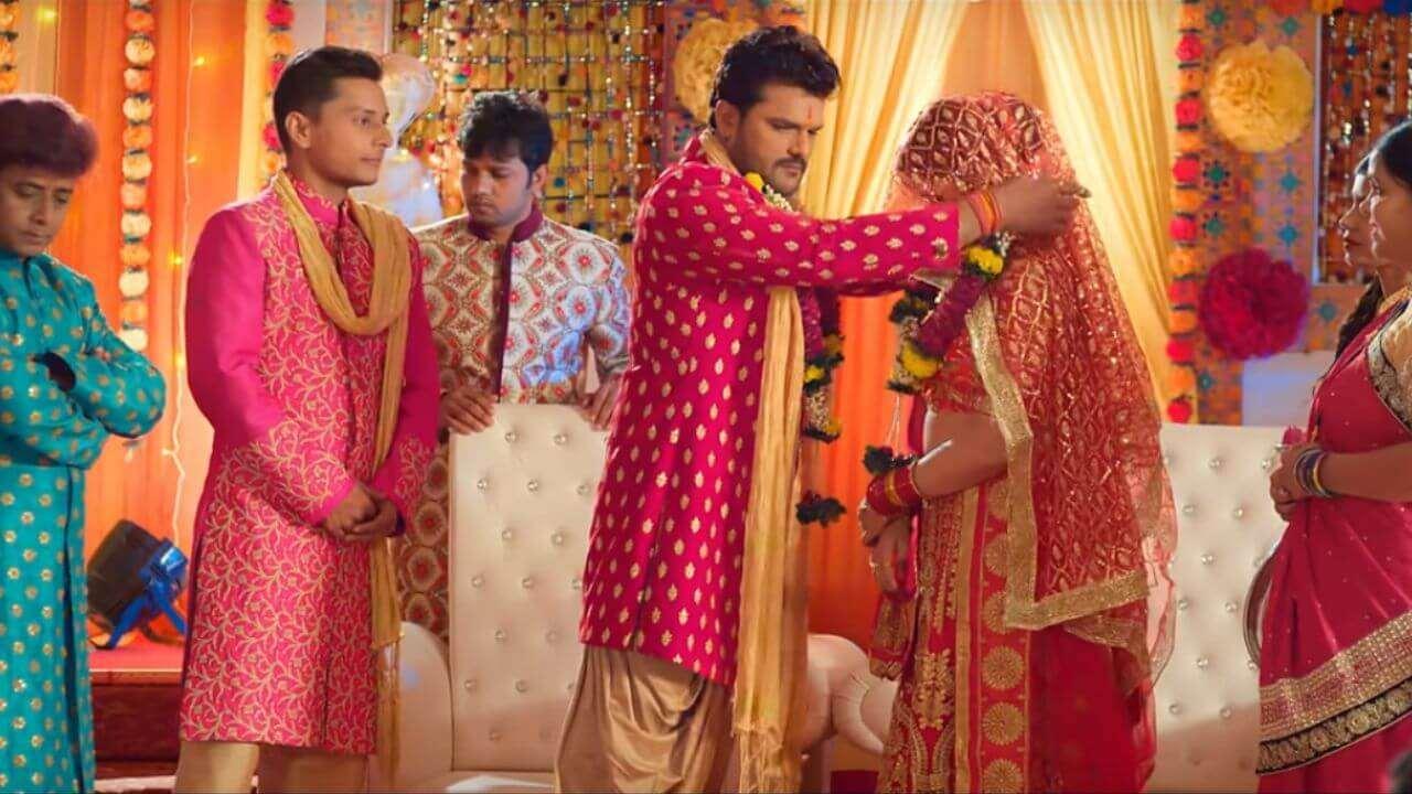 मेहंदी लगा के रखना 3 का Trailer Khesari Lal Yadav and Sahar Afsha